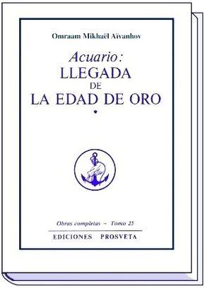 ACUARIO : LLEGADA DE LA EDAD DE ORO- I