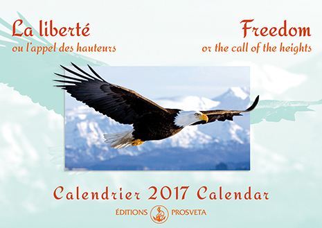 Calendar 2017: 'Freedom or the call of the heights'