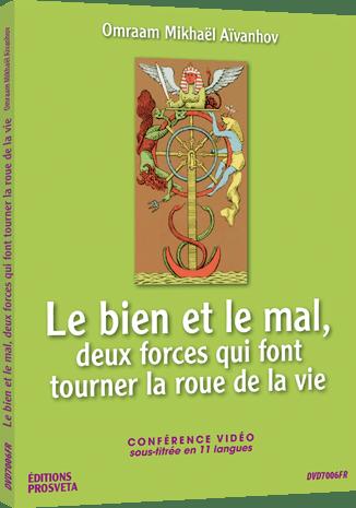 DVD NTSC - LE BIEN ET LE MAL, DEUX FORCES QUI FONT TOURNER ...