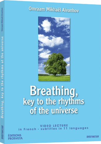 Breathing, key to the rhythms of the universe - DVD NTSC