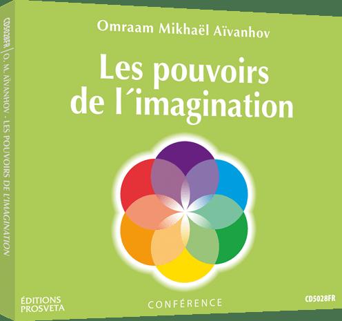 CD - Les pouvoirs de l'imagination