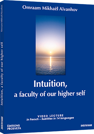 Intuition, a faculty of our higher self - DVD NTSC